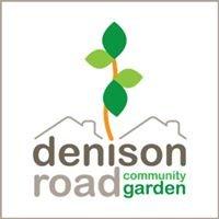 Denison Road Community Garden