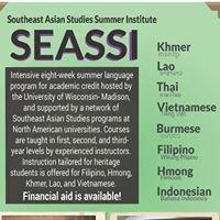 SEASSI, Southeast Asian Studies Summer Institute