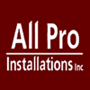 All Pro Installations Inc.