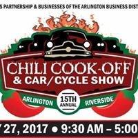 Arlington Business Partnership's Chili Cook-Off & Car/Cycle Show