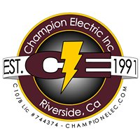Champion Electric Inc.