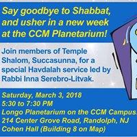 Temple Shalom of Succasunna, NJ