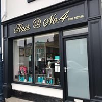 Hairdressing at number four by Leah Seaham