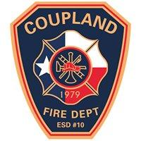 Coupland Volunteer Fire Department