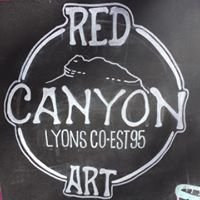 Red Canyon Art