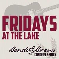 Fridays at the Lake (Lake George Concert Series)
