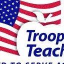 N.C. Troops to Teachers