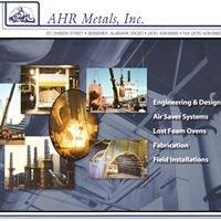 AHR Metals, Inc.