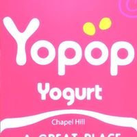 Yopop Frozen Yogurt (Chapel Hill)