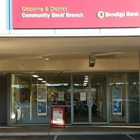 Gisborne & District Community Bank Branch