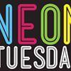 Neon Tuesday