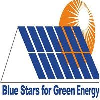 Blue Stars for Green Energy
