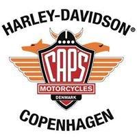 Cap's Harley-Davidson Copenhagen
