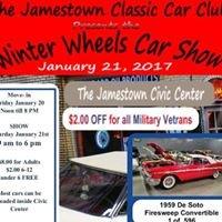 Jamestown Classic Car Club