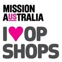 Mission Australia Op Shops