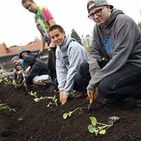 Salvation Army Cultivating Youth Farm Program