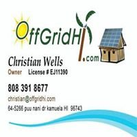 OffGrid Hawaii LLC.