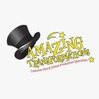 Amazing Transformations Costume Hire