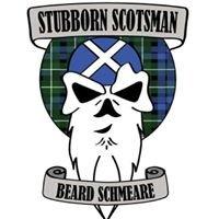 Stubborn Scotsman - Beard Schmeare