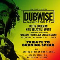 Dubwise Washington DC