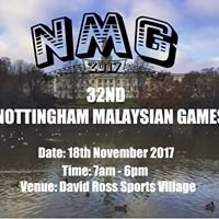 33rd Nottingham Malaysian Games