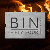 Bin 54 Steak & Cellar