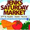 Jenks Saturday Market