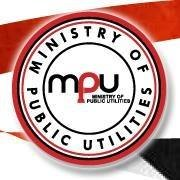 The Ministry of Public Utilities