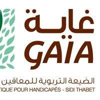 Gaïa, ferme thérapeutique de Sidi Thabet