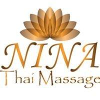Thaimassage nina Nina Thai