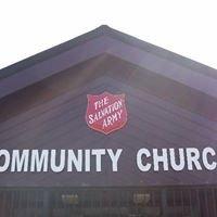 Bury Salvation Army Community Church