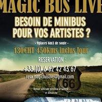 MAGIC BUS LIVE