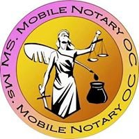 Ms. Mobile Notary OC