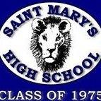 St. Mary's High School, Perth Amboy, NJ - Class of 1975