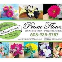 Enhancements Flowers & Decor Plus Event Rentals