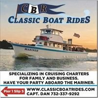 Classic Boat Rides Cruising Charters