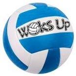 Woks Up Beach Volleyball