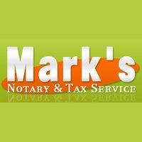 Mark's Notary & Tax Service