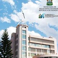 Secretaria de relaciones exteriores honduras tegucigalpa honduras for Relaciones exteriores honduras