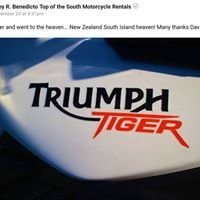 Top of the South Motorcycle Rentals