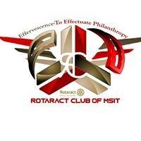 Rotaract Club Of MSIT