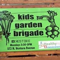 Kids Garden Brigade