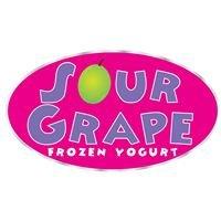 Sour Grape Frozen Yogurt