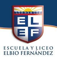 Escuela y Liceo Elbio Fernández