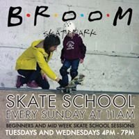 The Old Broom Tavern Skatepark