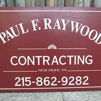Paul F. Raywood Contracting
