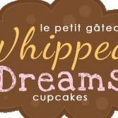 Le petit gâteau Whipped Dreams cupcakes