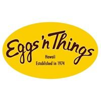 Eggs 'n Things 原宿店