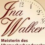 Uhrmachermeisterin Ina Walker