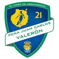 Peña Juan Carlos Valeron
